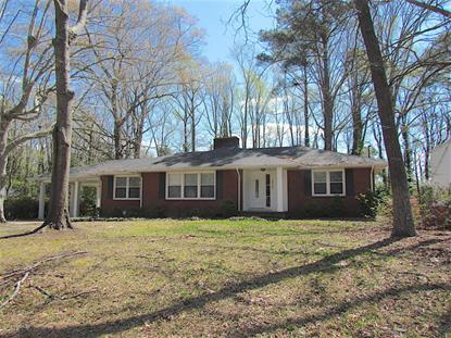 2000 Forest Hill Drive Greenville, NC MLS# 100125823