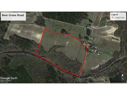 0 Bear Grass Road Waves, NC MLS# 100155101