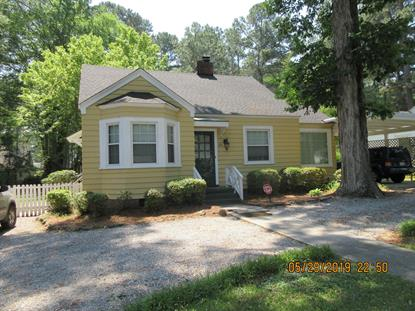 311 Forest Hill Avenue Rocky Mount, NC MLS# 100167918