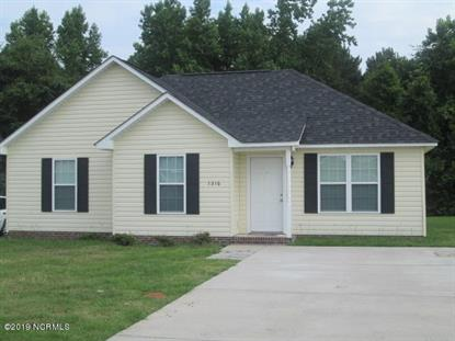 1316 Centipede Drive Rocky Mount, NC MLS# 100169990