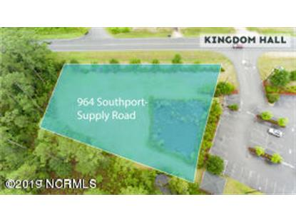 964 Southport Supply Rd  Bolivia, NC MLS# 100175525
