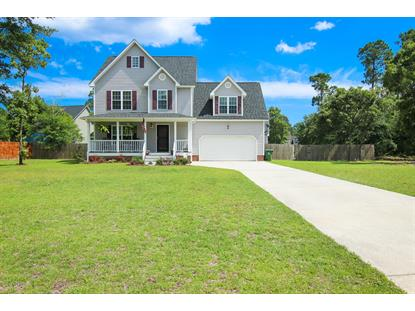 212 Shellbank Drive Sneads Ferry, NC MLS# 100183574