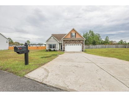 242 Inverness Drive Hubert, NC MLS# 100239233