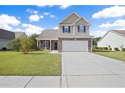 221 Silver Hills Drive Jacksonville, NC MLS# 100241768