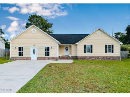 100 Blue Haven Drive Hubert, NC MLS# 100242383