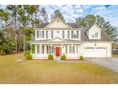 129 Bottle Branch Drive Burgaw, NC MLS# 100247103