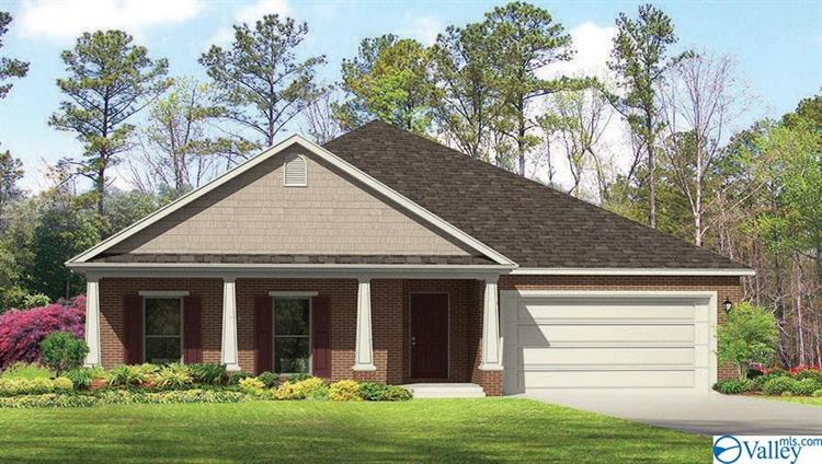 1863 FOX MEADOW TRAIL, Cullman, AL 35055 - Image 1