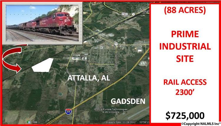57 JONES SAWMILL ROAD, Attalla, AL 35954