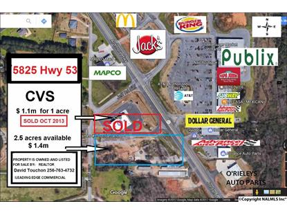 5825 STATE HIGHWAY 53 Harvest, AL MLS# 1086005