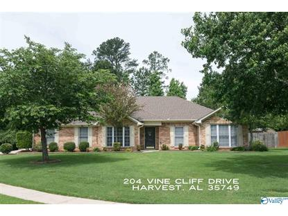 204 VINE CLIFF DRIVE Harvest, AL MLS# 1119343