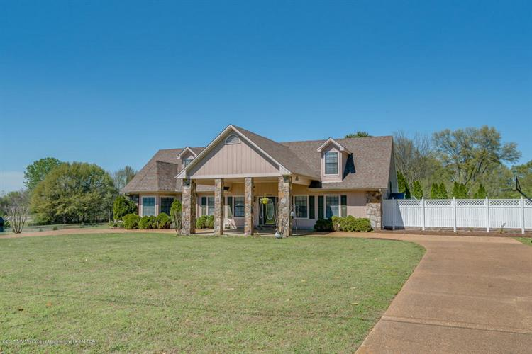 3140 Getwell Lane, Olive Branch, MS 38654