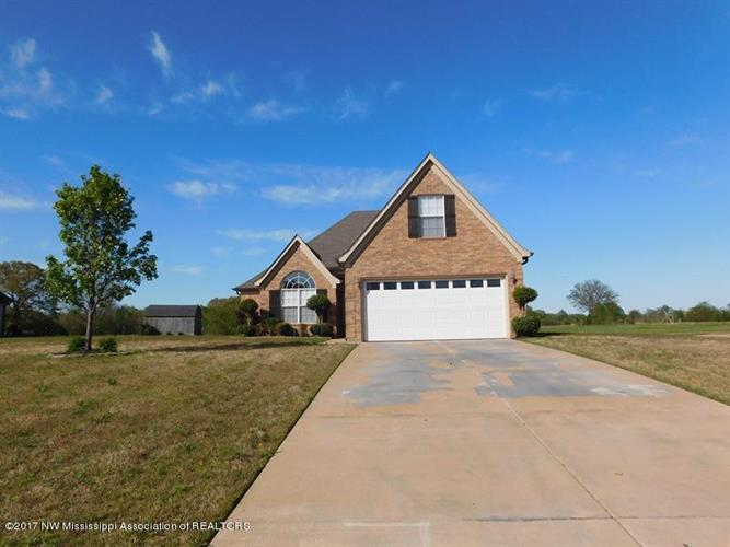 6588 Anna May Drive, Walls, MS 38680