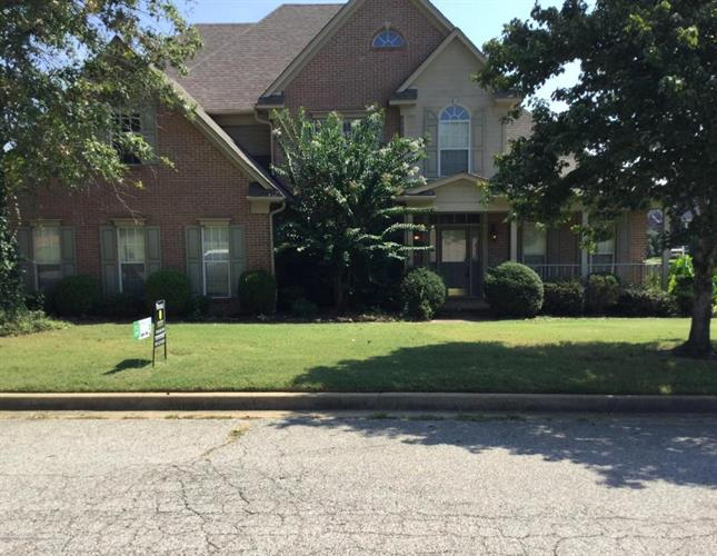 1124 Cross Winds Drive, Hernando, MS 38632