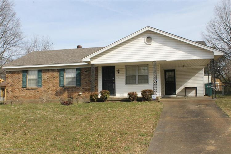 1658 Colonial Hills, Southaven, MS 38632