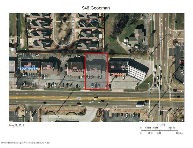 946 E Goodman Road, Southaven, MS 38671