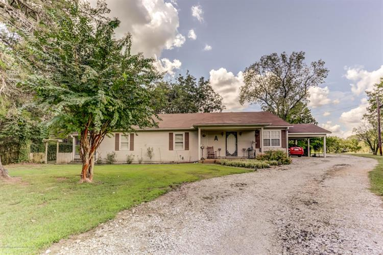123 McAlexander Road, Holly Springs, MS 38635