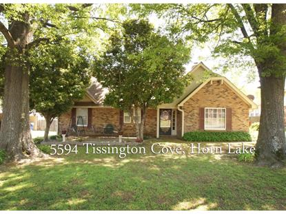 5594 Tissington Cove  Horn Lake, MS MLS# 316059