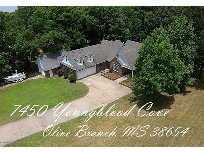 7450 Youngblood Cove, Olive Branch, MS