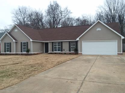 7620 Woodshire Drive Horn Lake, MS MLS# 320355