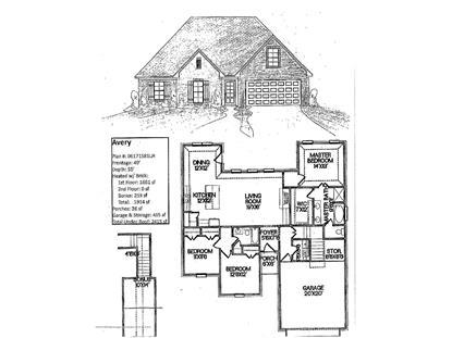 Adams New Home Floor Plans on
