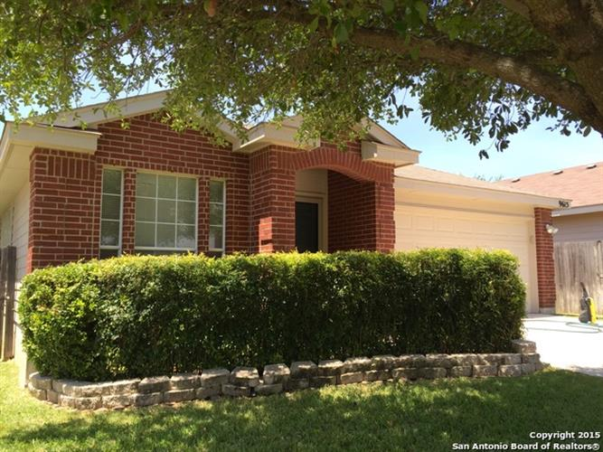 9615 SINGLE SPUR, San Antonio, TX 78254