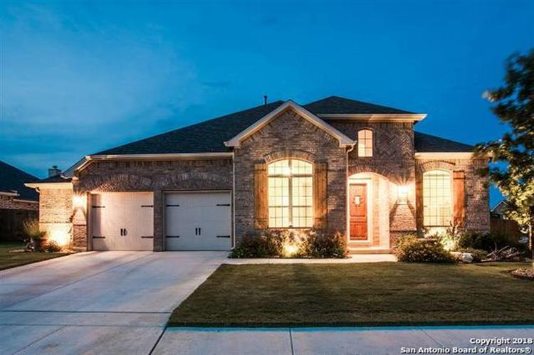 3809 LARIAT WAY, Bulverde, TX 78163