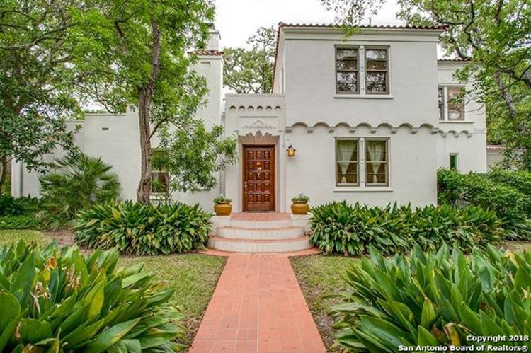 604 CASTANO AVE, Alamo Heights, TX 78209 - Image 1