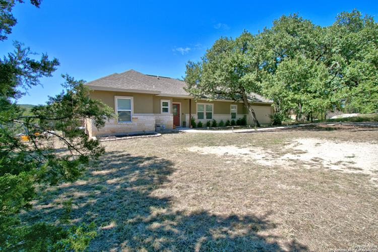 2043 ROCKY RIDGE LOOP, Canyon Lake, TX 78133