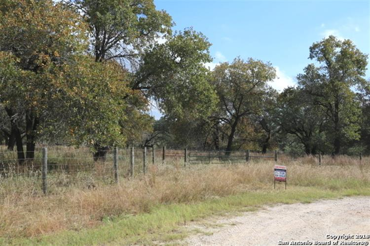 151 WILLOW CREEK DR, Floresville, TX 78114