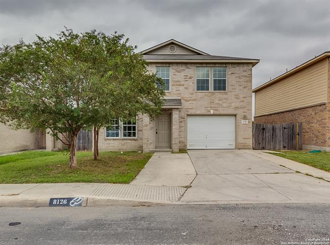 8126 Heights Valley, Converse, TX 78109