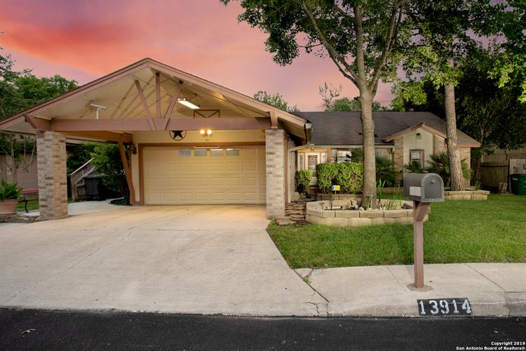 13914 TREE CROSSING ST, San Antonio, TX 78247 - Image 1