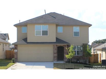 252 Elisabeth Run  San Antonio, TX MLS# 1188332