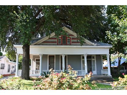 306 E Carolina St  San Antonio, TX MLS# 1199724