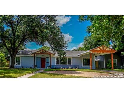 110 Brees Boulevard  San Antonio, TX MLS# 1207471