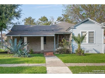 603 E EVERGREEN ST  San Antonio, TX MLS# 1211354