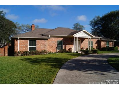 109 CHATTINGTON CT  Castle Hills, TX MLS# 1211621
