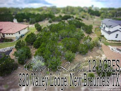 320 Valley Lodge  New Braunfels, TX MLS# 1233191