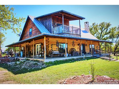 355 Stapp Ranch Rd , Junction, TX
