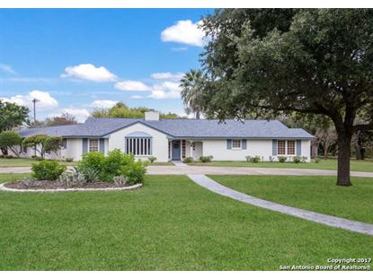 100 LEMONWOOD DR  Castle Hills, TX MLS# 1259549
