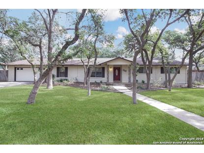122 CANYON CREEK DR  San Antonio, TX MLS# 1271544