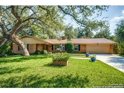 318 ROYAL OAKS DR  San Antonio, TX MLS# 1273433