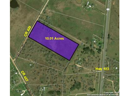 10.01 AC County Road 429 , Stockdale, TX