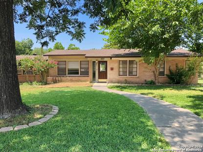 503 WOODCREST DR  San Antonio, TX MLS# 1294404