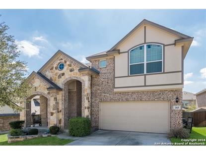 265 FRITZ WAY , Cibolo, TX