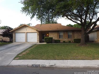 2819 BURNING LOG ST , San Antonio, TX