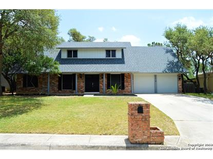 16410 Ledge Trail  San Antonio, TX MLS# 1322913