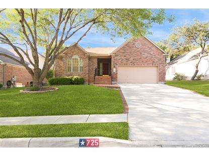 725 Twin Branch  Schertz, TX MLS# 1335005