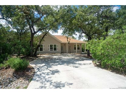 737 CANYON EDGE  Canyon Lake, TX MLS# 1337526