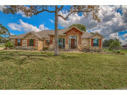 104 Trophy Cove  La Vernia, TX MLS# 1339724