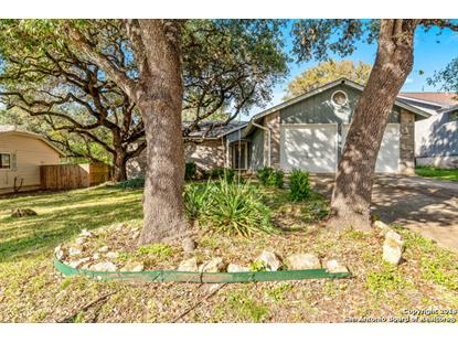8415 timber lodge  San Antonio, TX MLS# 1346619